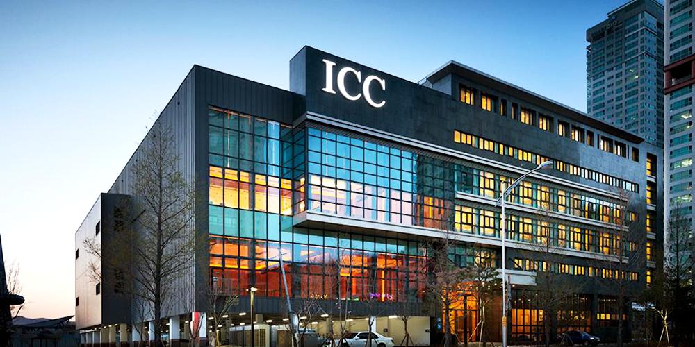 Icc hotel icc for Hotel name design